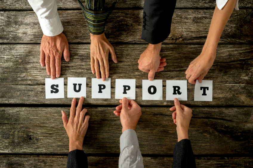 Supporting HR