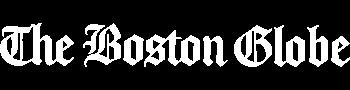 The Boston Globe - 350x90 - White